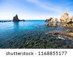 cabo de gata in almeria  spain   Shutterstock . vector #1168855177