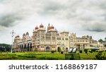 mysore  india   aug  2018  ... | Shutterstock . vector #1168869187