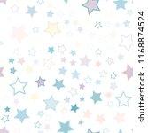 seamless vector repetitive... | Shutterstock .eps vector #1168874524