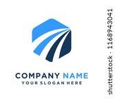 faster logo template vector | Shutterstock .eps vector #1168943041