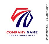 faster logo template vector | Shutterstock .eps vector #1168943044
