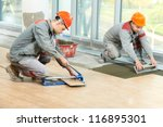 Two Industrial Tiler Builder...