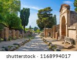 Archaeological Ruin Of Ancient...