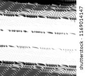 grunge halftone black and white ... | Shutterstock . vector #1169014147