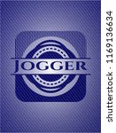 jogger jean background | Shutterstock .eps vector #1169136634