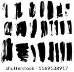 watercolor set of different... | Shutterstock .eps vector #1169138917