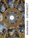 florence  italy  june 12  2015  ... | Shutterstock . vector #1169166217