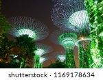 marina gardens drive  singapore ... | Shutterstock . vector #1169178634
