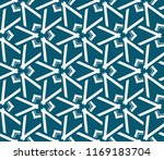 modern seamless geometric... | Shutterstock .eps vector #1169183704