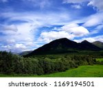 beautiful mountain view photo ... | Shutterstock . vector #1169194501