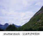 beautiful mountain view photo ... | Shutterstock . vector #1169194504