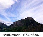 beautiful mountain view photo ... | Shutterstock . vector #1169194507