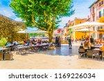 collioure  france  june 26 ... | Shutterstock . vector #1169226034