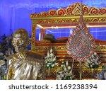 7 2018 at wat tako  ayutthaya... | Shutterstock . vector #1169238394