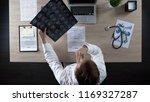 experienced neurologist... | Shutterstock . vector #1169327287