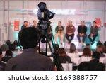 photographer video recording... | Shutterstock . vector #1169388757
