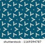 modern seamless geometric... | Shutterstock .eps vector #1169394787