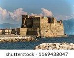 Naples  Italy View Of Castel...