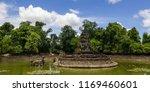 neak pean temple with greenery... | Shutterstock . vector #1169460601