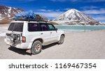 uyuni  bolivia   july 28  2018  ... | Shutterstock . vector #1169467354
