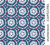 seamless pattern  traditional...   Shutterstock .eps vector #1169521981