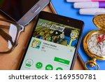 bekasi  west java  indonesia.... | Shutterstock . vector #1169550781