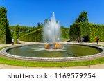 versailles  france   may 18 ...   Shutterstock . vector #1169579254