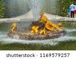 versailles  france   may 18 ...   Shutterstock . vector #1169579257