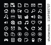 icons for web and mobile....