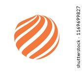 abstract globe stripes sphere ...   Shutterstock .eps vector #1169699827