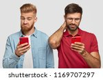 hmm  its interesting  two... | Shutterstock . vector #1169707297