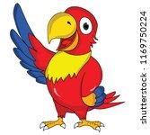 Wonderful Multi Color Parrot...