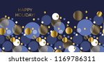 abstract circle round... | Shutterstock .eps vector #1169786311