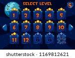 level selection vector screen....