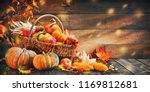 Thanksgiving Pumpkins With...
