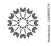 beautiful vector circular...   Shutterstock .eps vector #1169890174