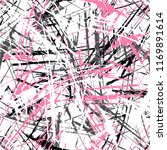 abstract seamless chaotic... | Shutterstock .eps vector #1169891614