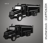 tank truck vector illustration. ...   Shutterstock .eps vector #1169926204