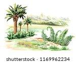 Prehistorical Landscape....