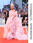 lady gaga walks the red carpet ... | Shutterstock . vector #1170000211