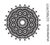 beautiful vector circular... | Shutterstock .eps vector #1170017977
