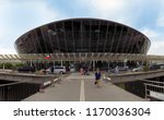 nice  france   july 14  2018 ...   Shutterstock . vector #1170036304