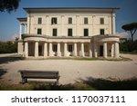 villa torlonia  the former... | Shutterstock . vector #1170037111
