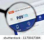milan  italy   august 20  2018  ... | Shutterstock . vector #1170037384
