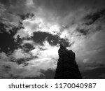 skyline structures view | Shutterstock . vector #1170040987