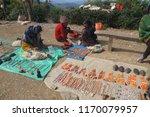 longwa village  mon  nagaland...   Shutterstock . vector #1170079957