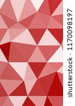 color triangle polygonal... | Shutterstock .eps vector #1170098197