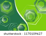 abstract illustration with... | Shutterstock .eps vector #1170109627