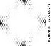 abstract grunge grid stripe... | Shutterstock .eps vector #1170137341