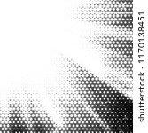 black and white grunge stripe... | Shutterstock .eps vector #1170138451